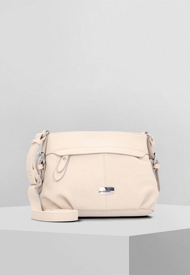 LISA - Across body bag - off white