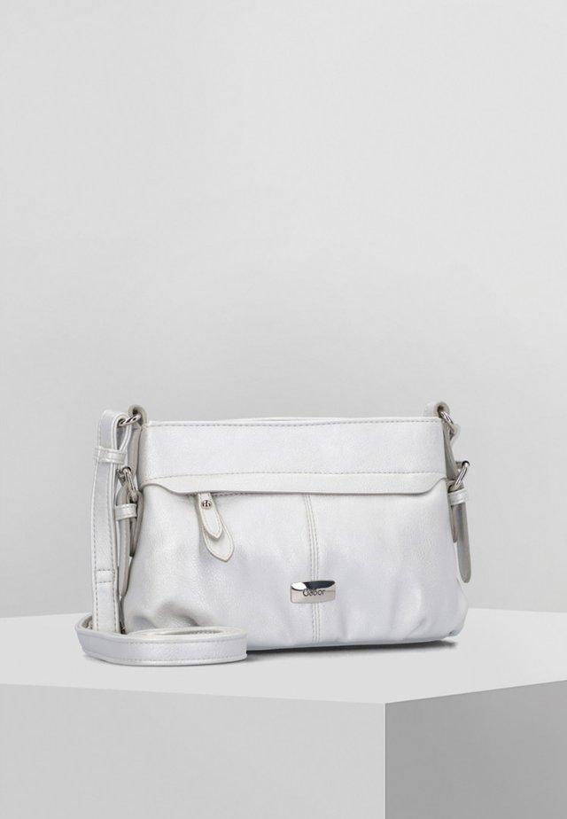 LISA - Across body bag - silver