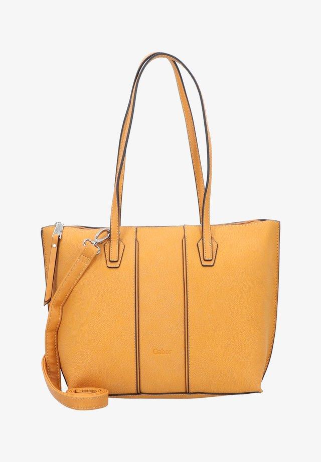 ANNI - Handbag - yellow