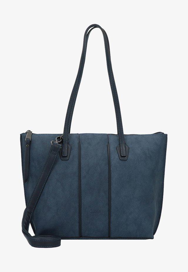 ANNI - Handbag - blue