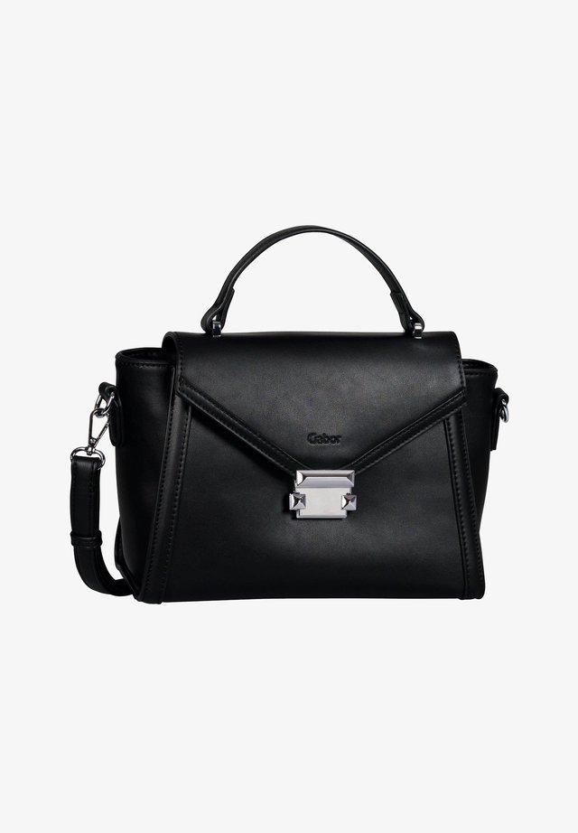 SENJA - Handbag - black