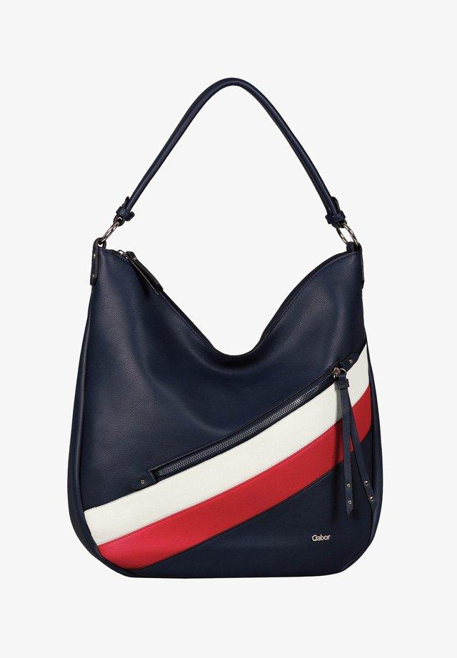 MINARI HOBO - Handbag - mixed maritim