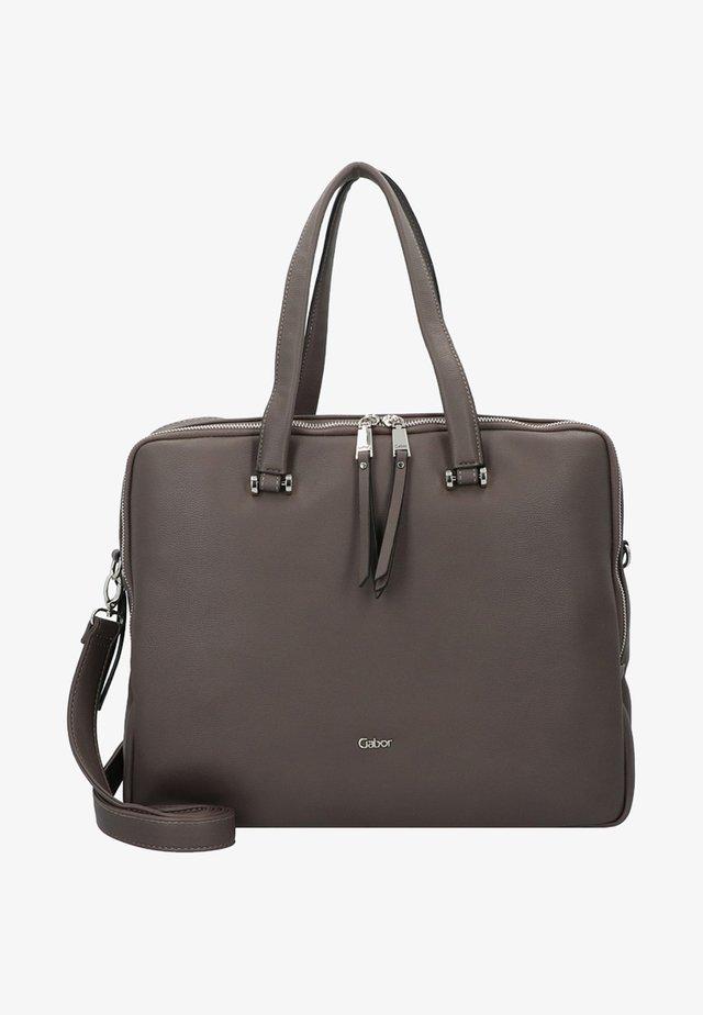 TRACY - Briefcase - dark grey