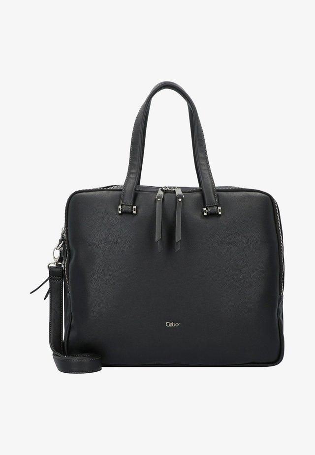 TRACY - Briefcase - black