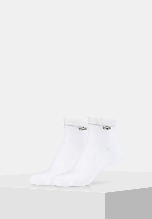 2PACK - Socks - white