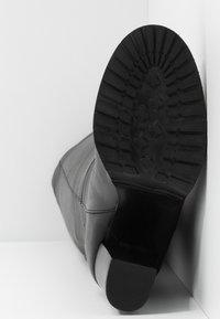 Gardenia - EMANUELA LONG - Botas de tacón - black - 6