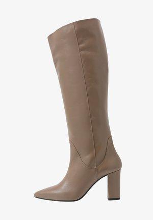 LAUREN - Støvler - taupe
