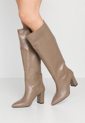 LAUREN - Boots - taupe