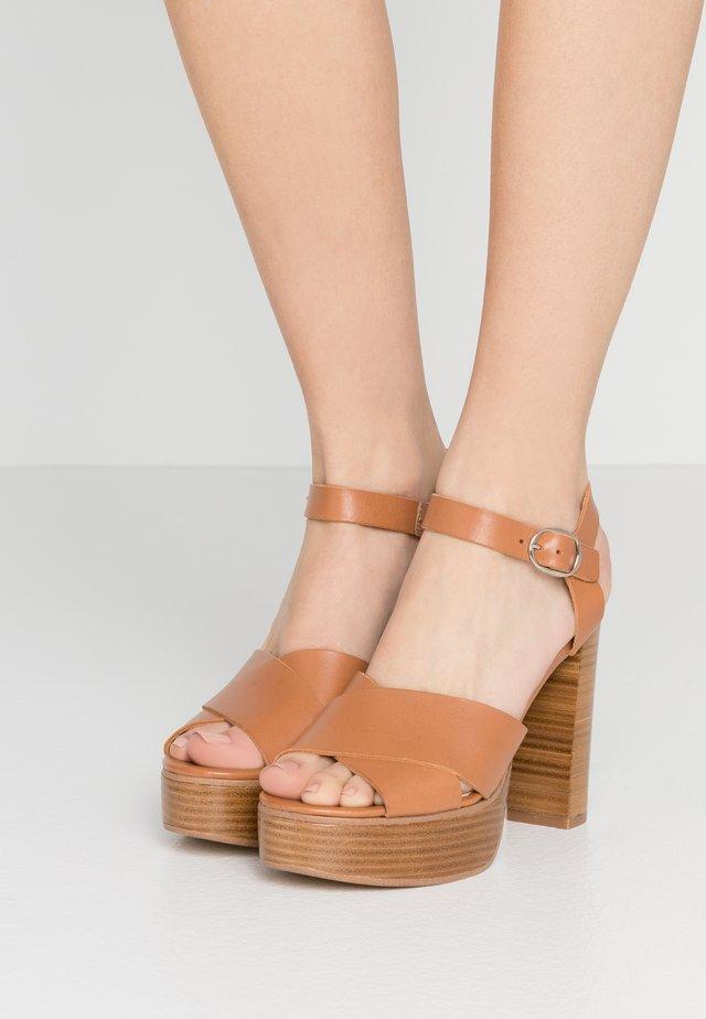 MITZY - High Heel Sandalette - florida