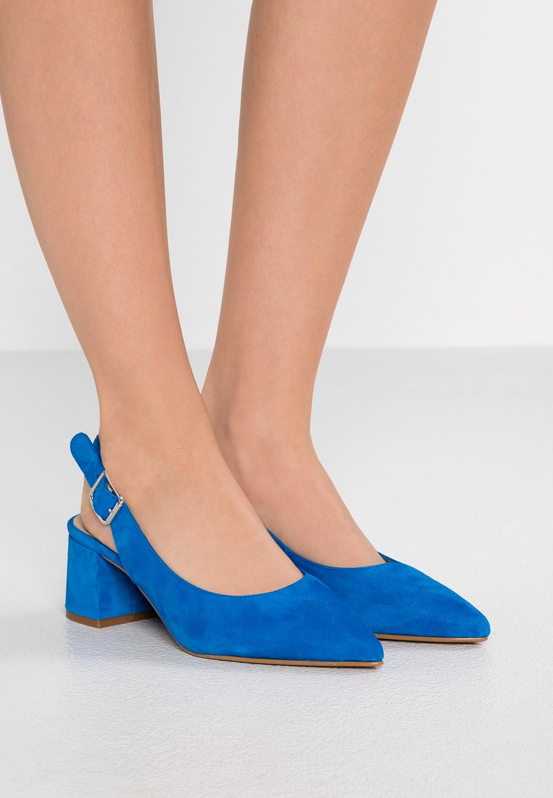 Gardenia - CUPITER  - Pumps - blue