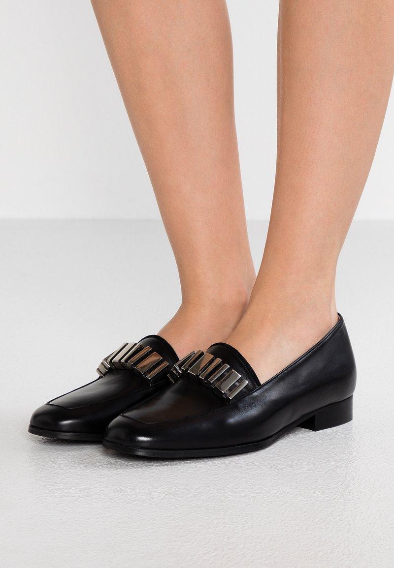 Gardenia - SIROCCO - Slip-ons - black
