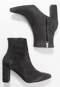 Gardenia - LYDIA - Classic ankle boots - dark grey - 3