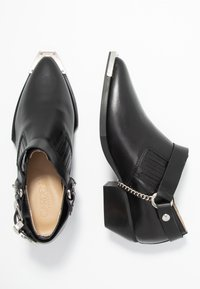Gardenia - LOTUS - Ankle boots - black - 3