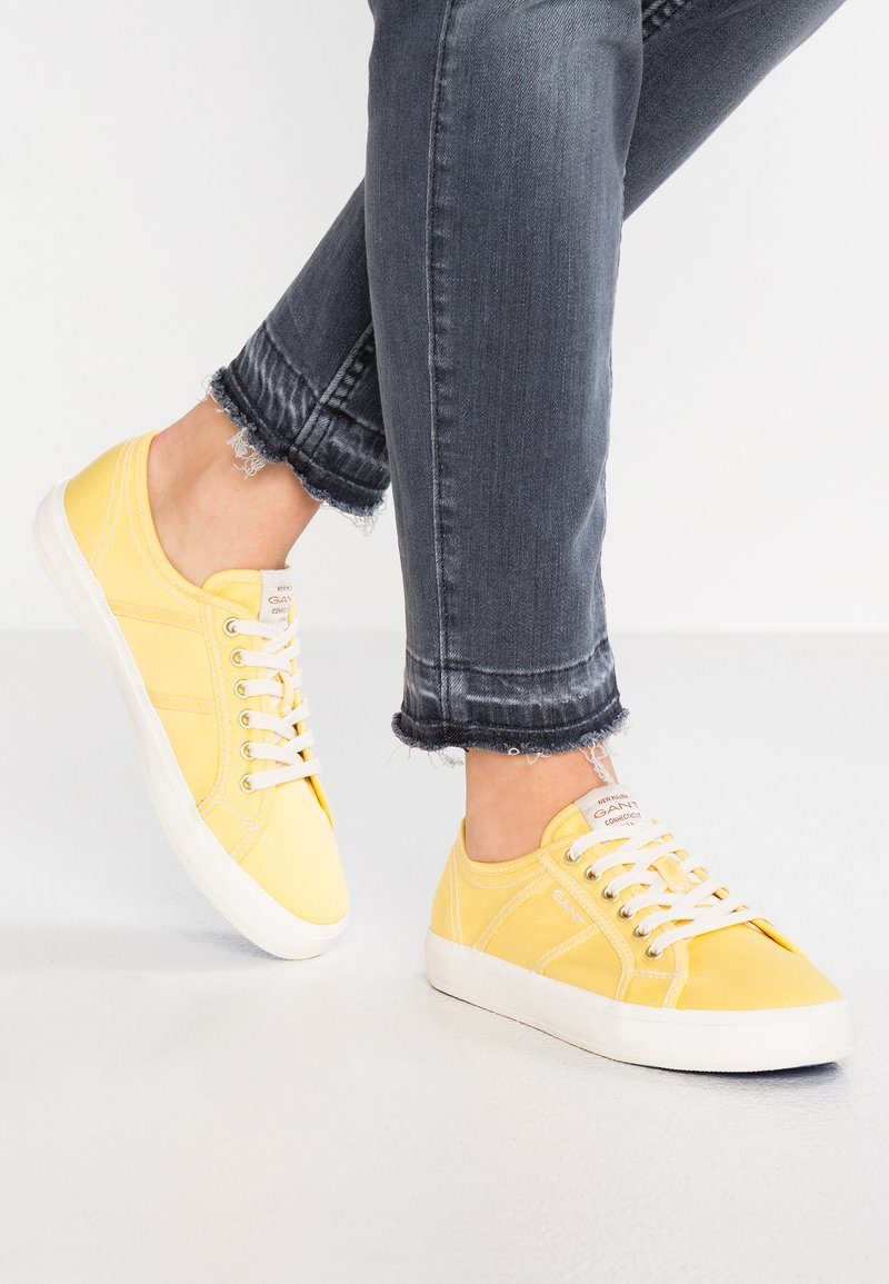 GANT - ZOEE - Trainers - gold yellow