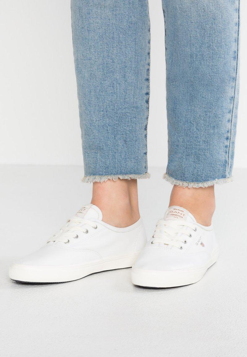 GANT - NEW HAVEN - Sneaker low - bright white