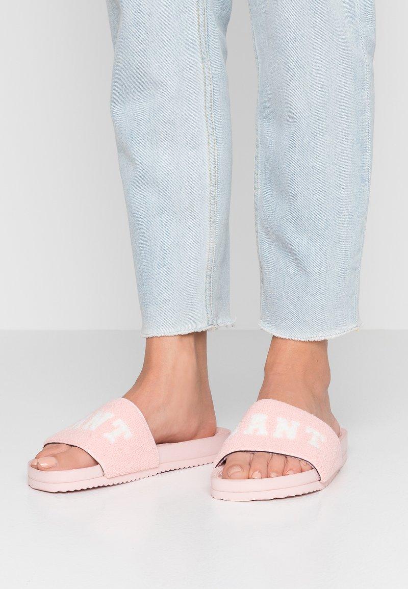GANT - HALEY - Pantolette flach - summer rose