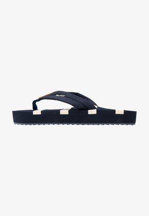 BART - T-bar sandals - marine