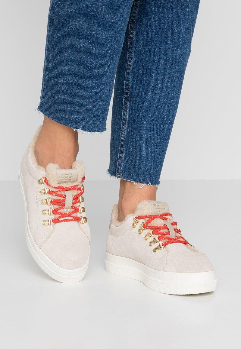 GANT - AURORA - Sneakers - beige