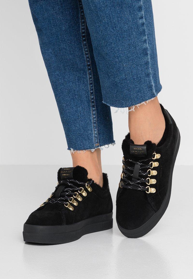 GANT - AURORA - Sneakers - black
