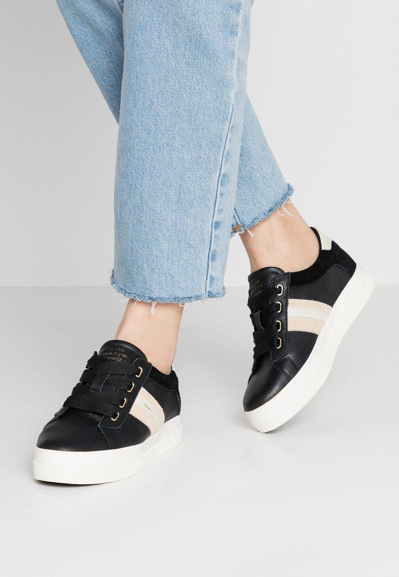 GANT - AURORA - Sneaker low - black