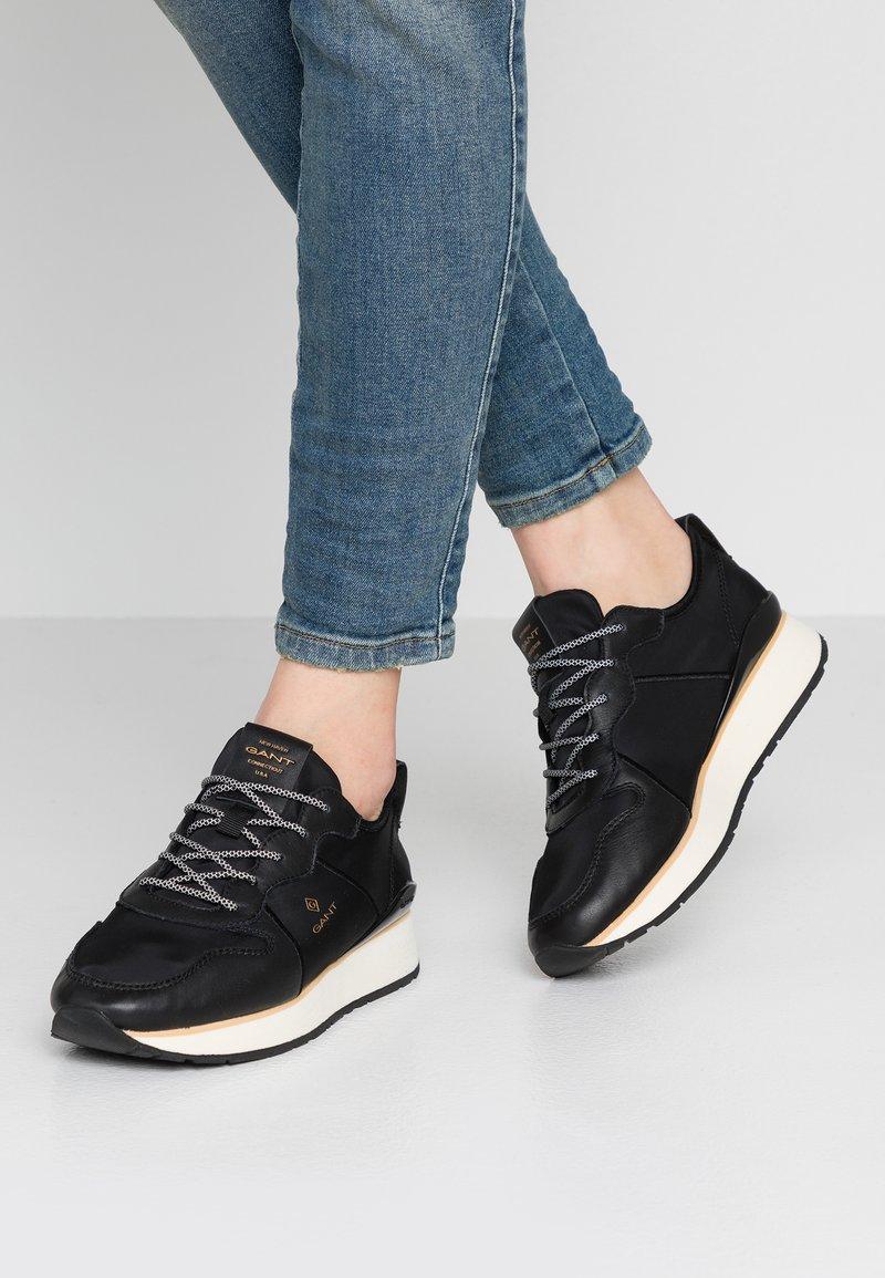 GANT - LINDA - Sneaker low - black