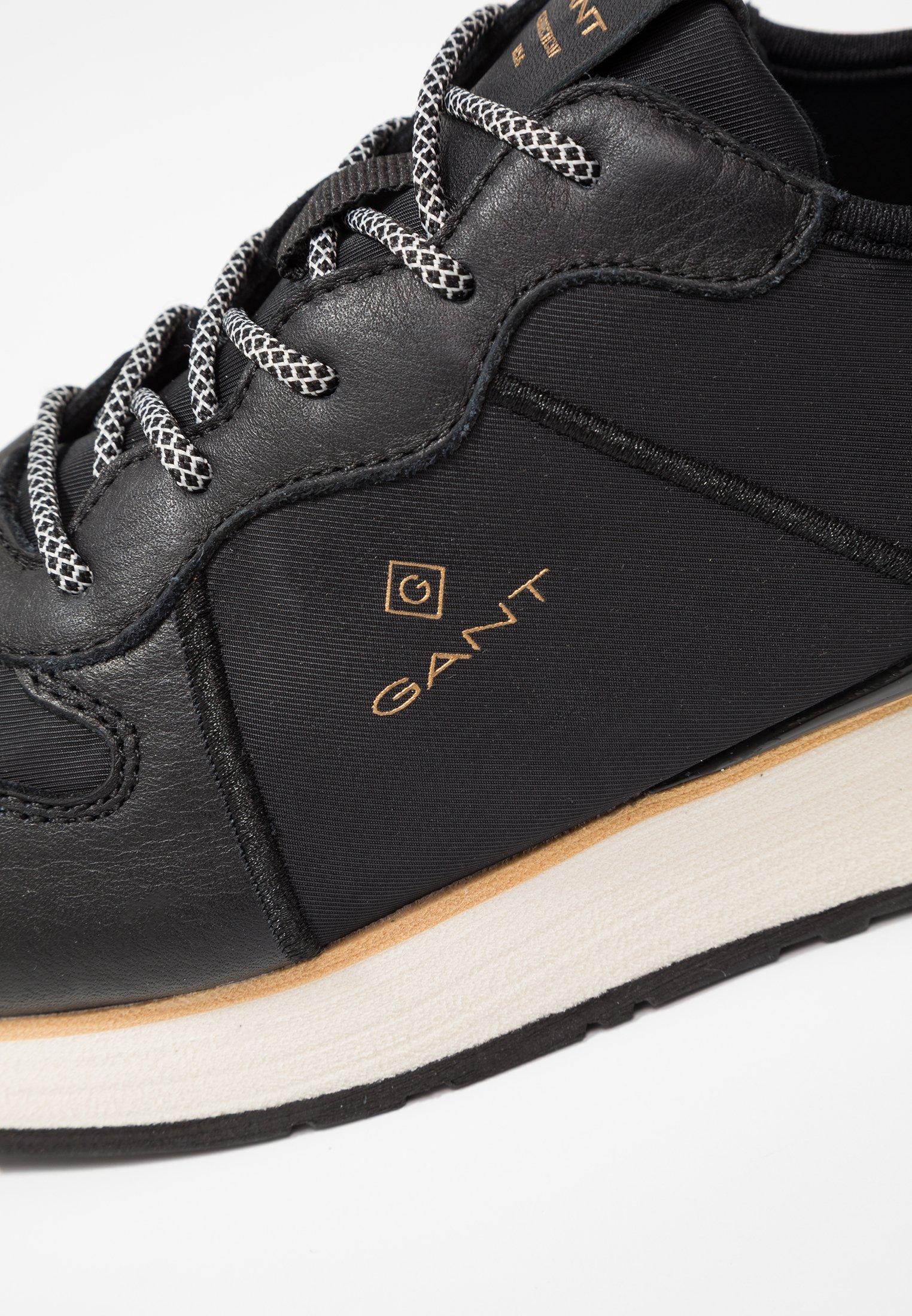 LindaBaskets Gant Gant Basses Black LindaBaskets Basses 3AL5R4j