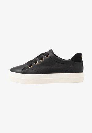 AVONA - Sneaker low - black