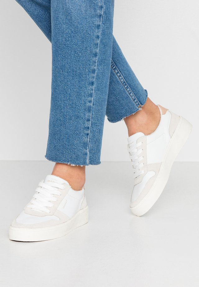 LAGALILLY - Sneaker low - bright white/cream
