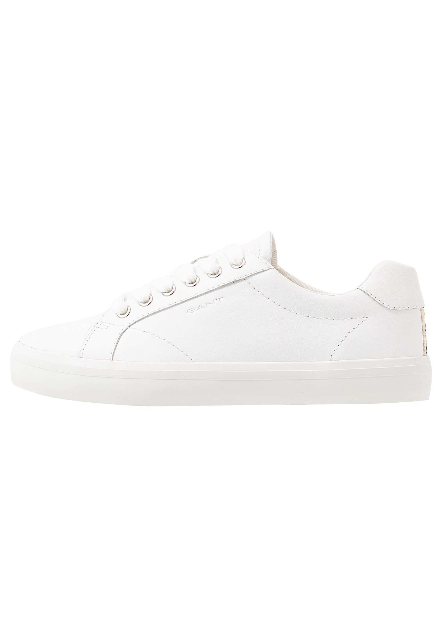 GANT SEAVILLE - Sneakersy niskie - fullwhite