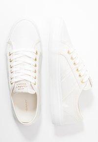 GANT - PINESTREET  - Zapatillas - white - 3