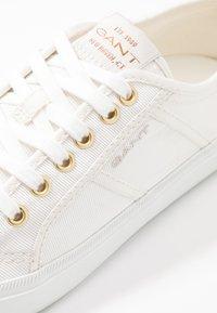 GANT - PINESTREET  - Zapatillas - white - 2