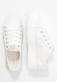 GANT - LEISHA  - Baskets basses - white - 3