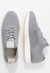 GANT - BEVINDA - Sneakers laag - steel gray - 3