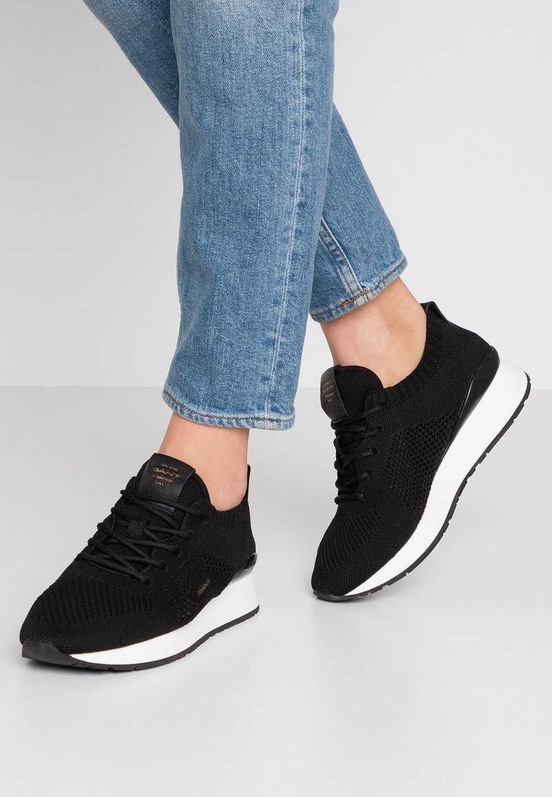 GANT - BEVINDA - Sneakers - black
