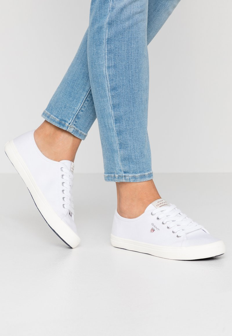 GANT - PREPTOWN  - Sneakers laag - bright white