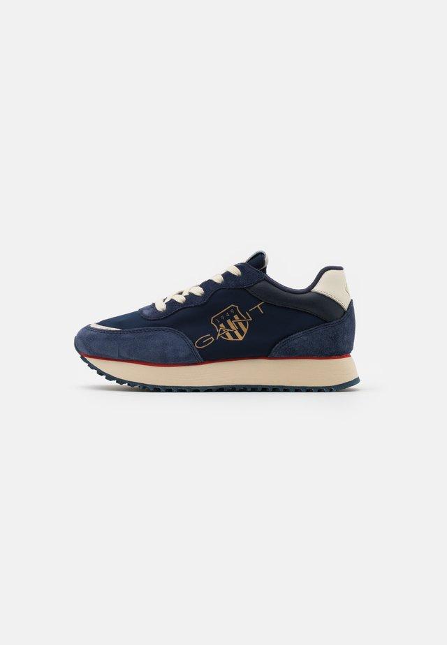 BEVINDA RUNNING - Sneaker low - marine