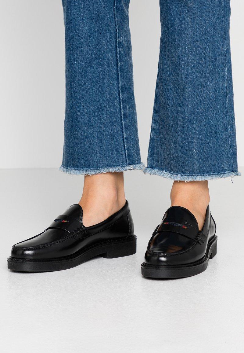 GANT - KELLY - Loafers - black