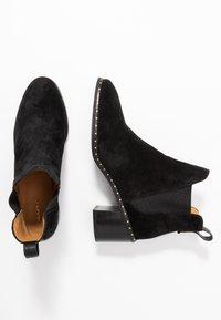 GANT - JOHANNA - Ankelboots - black - 3