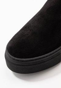 GANT - MARIE - Kotníkové boty na platformě - black - 2