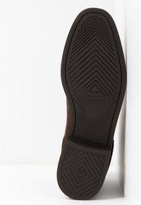 GANT - Ankelboots - dark brown - 6