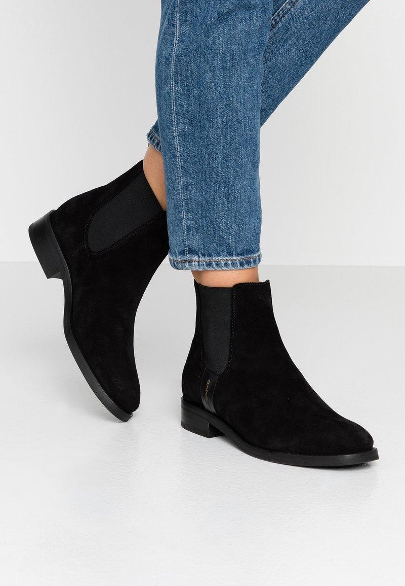 GANT - Ankle Boot - black