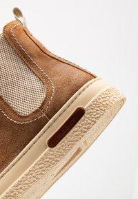 GANT - MARIA - Kotníkové boty - brown - 2