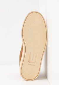 GANT - MARIA - Kotníkové boty - brown - 6