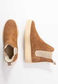GANT - MARIA - Kotníkové boty - brown - 3