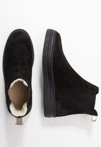 GANT - MARIA - Kotníkové boty - black - 3