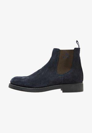 OSCAR - Classic ankle boots - marine