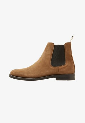 MAX - Stiefelette - tobacco brown