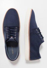 GANT - BARI - Sneakers laag - marine - 1