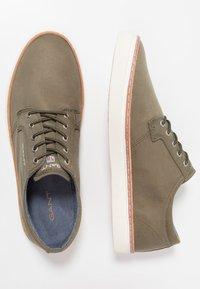 GANT - BARI - Sneakers basse - kalamata green - 1