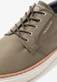 GANT - BARI - Sneakers basse - kalamata green - 5